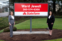 State Farm Ward Business Portraits